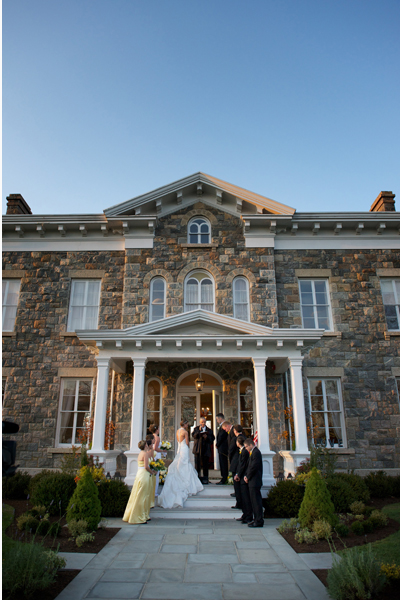 Brecknock Hall Wedding