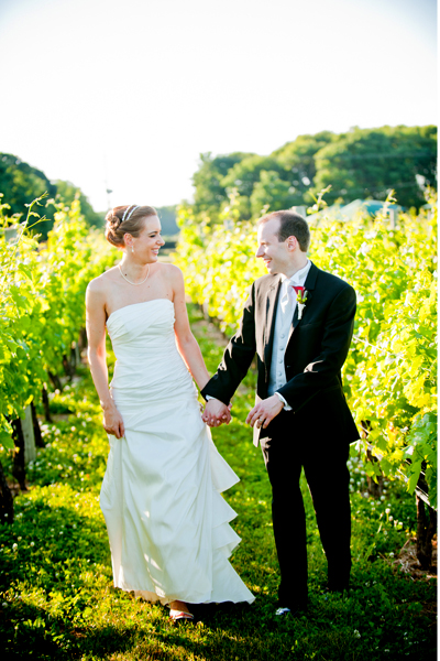 Martha Clara Vineyards Wedding