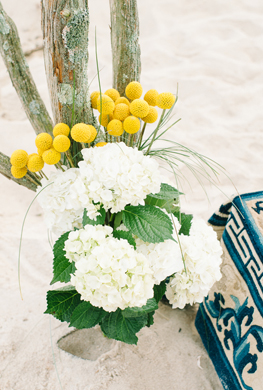North Fork Beach Wedding