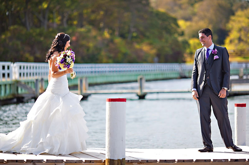 Pridwin Hotel Shelter Island Wedding