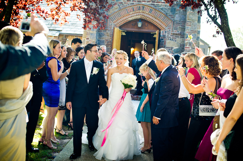 The Old Field Vineyards Wedding